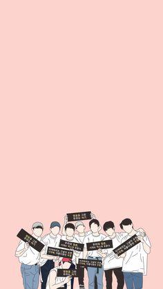 Exo Cartoon, Kpop Anime, Exo Stickers, Exo Fan Art, Exo Lockscreen, Suho, Art Case, Digital Art Girl, Cute Cartoon Wallpapers