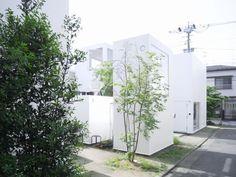 Moriyama House, Tokyo by Ryue Nishizawa [2005]