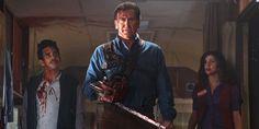 'Ash Vs. Evil Dead' Renewed For Season 2 By Starz Ahead Of Halloween Debut