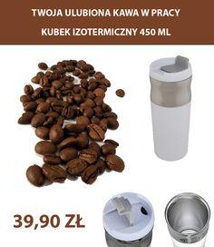 Kawa w pracy nie jest twoją ulubioną mieszanką Arabiki pochodzącą z najdalszych regionów świata?  Zabierz kawę ze sobą już teraz. Wystarczy Kubek izotermiczny :-) #kawa #arabika #kenia #barista