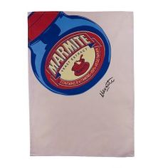 marmite tea towel...