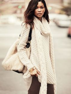 Cozy sweater
