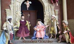 mis figuras Napolitanas 1/12....miniaturas de Almudena González