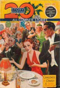 20 Story Magazine  (Jan 1939)