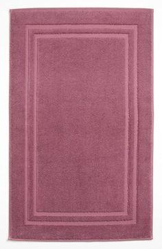 Waterworks Studio Turkish Cotton Bath Mat - Purple (Online Only)