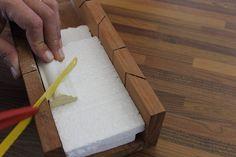 DIY: Passo a passo para instalar boiseries (molduras) nas paredes