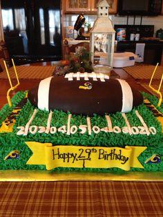 Rams Football cake