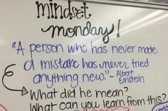 "Last school year, I made drastic changes in my classroom management system. Due to a schoolwide initiative, my behavior ""clip chart"" system ended, and in turn, school rules were replaced with a language that promoted growth mindset. I was determined to epitomize this with my students and end hearing"