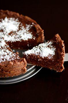 Gâteau Choco sans cuisson du livre Einfach vegan backen: Süß & herzhaft - zum Genießen & Wohlfühlen