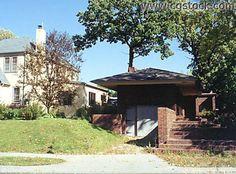 Willey House. 1932-4. Minneapolis, Minnesota.Usonian Style. Frank Lloyd Wright