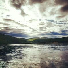 Riverside at Teno. Such a nice view for fishing arctic ocean salmon. Nice View, Arctic, Salmon, Fishing, Ocean, River, Mountains, Nature, Outdoor