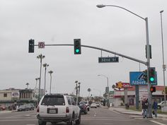 Visit this intersection in Newport Beach as in the Christy Miller Series!