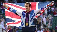 Murray Wins Gold