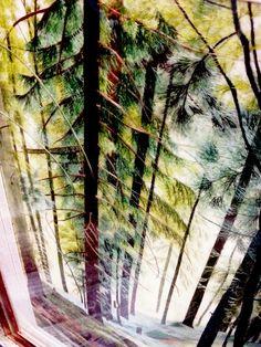 """Вышитая картина шелком. Бутик-галерея """" Силкландия """"."""