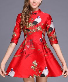 Red dress zulily my account