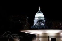 Madison at Night | Flickr - Photo Sharing!
