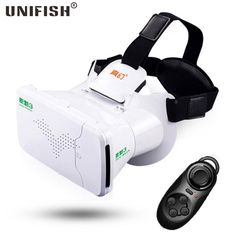 Find More 3D Glasses/ Virtual Reality Glasses Information about 2016 RITECH III Virtual Reality 3D Glasses VR Headset BOX Google cardboard helmet for 3.5 6 Smartphone+Bluetooth Controller 1.0,High Quality glasses hole,China glasses maker Suppliers, Cheap glasses men from UNIFISH Store on Aliexpress.com