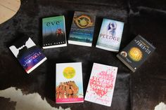 Juliana Chow Blog: June's Book Haul