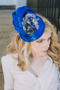 Rose Young #millinery #HatAcademy #hats