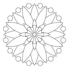 Free printable mandala coloring pages Mandala Art, Mandala Design, Mandala Drawing, Mandala Painting, Mandala Pattern, Mosaic Patterns, Dot Painting, Mandalas To Color, Mandala Coloring Pages