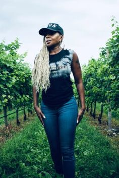 Multi-hyphenate talent #MaryJBlige has an exclusive collection of limited-edition bottles of #wine, created in partnership with #FantinelWinery, and we're all about it. #SunGoddessWines