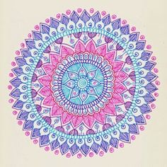 MANDALA : Sanskrit, means circle. In religion and philosophy represents the whole, the universe. In Analytical Psychology represents th...