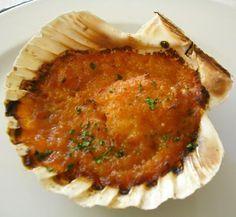 Turismo Enxebre: Platos típicos de la comida gallega (1ª parte - El marisco)
