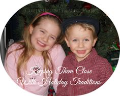 Holiday Traditions That Keep My Family Close #ChosenByKids #sponsored