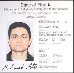 A Terrorist Amongst Us:  9/11 Ringleader Mohamed Atta was a Coral Springs Resident