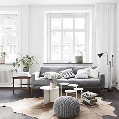 White interior, big windows                                                                                                                                                                                 More