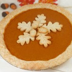 "Homemade Fresh Pumpkin Pie | ""This recipe is made from fresh pumpkins, not canned. Hope you enjoy it as much as my family does."""