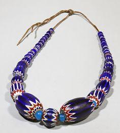Contemporary Makers: Chevron Beads