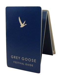 Our card created for Grey Goose at the Toronto Film Festival!