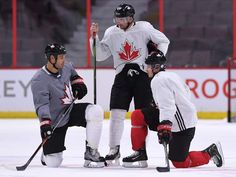 Core of Canadas World Cup of Hockey team benefits from long history together