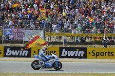 Gran Premio de España de Moto2. Jerez 2013
