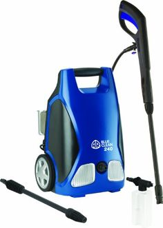 AR Blue Clean 1750 psi GPM Electric Pressure Washer with Total Stop at The Home Depot Best Pressure Washer, Pressure Pump, Pressure Washers, Washer Pump, Washer And Dryer, Home Depot, Bjs Wholesale, Clean Garage, Garage Organization