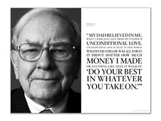 """Spread from """"The Great Minds of Investing"""" featuring Warren Buffett, one of the """"great minds"""" who inspired the new book."""