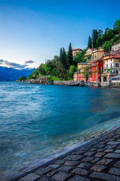 Varenna, Italy Como Lombardy