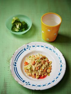 The 39 best weaning recipes images on pinterest baby food recipes helens chickpea leek carrot stew forumfinder Images