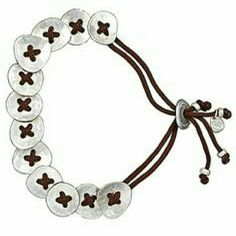 ✴Sterling Silver Disc Bracelet✴ 925 Sterling silver discs with brown silk.  Used only for display.   Excellent Condition! Silpada is no longer in business, so get it while you can!  🛇No low-balling!🚫  Feel free to ask questions and make an offer, but no low-balling please! Silpada Jewelry Bracelets