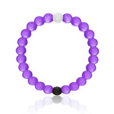 Purple lokai bracelet OMG I WANT INE OF THESE!! I already have the blue but purple!!