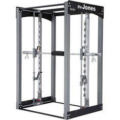 BodyCraft Jones Machine Club with Active Balance Bar, 7'