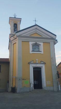 Madonna delle grazie, Cesate  (Milano)