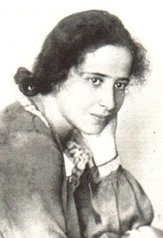 "Hannah Arendt -  ""In order to go on living one must try to escape the death involved in perfectionism."""