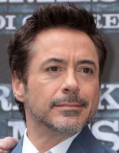 Robert Downey Jr. Older Men Hairstyles