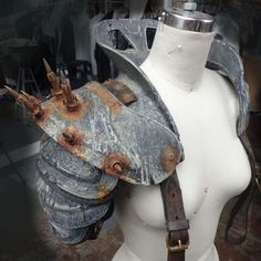 Pete Kelley More · Post Apocalyptic ClothingApocalyptic FashionGladiator ArmorWasteland . Apocalyptic Clothing, Post Apocalyptic Costume, Post Apocalyptic Fashion, Apocalypse Costume, Apocalypse Fashion, Apocalypse Armor, Larp, Mad Max, Steampunk Fashion