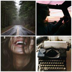 gemini aesthetic...writing laughing exploring...