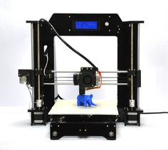 320.00$  Buy now - http://alizce.worldwells.pw/go.php?t=32482248879 - HIC Prusa I3 3D Desktop Printer DIY High Accuracy CNC Self-assembly Tridimensional 270*210*200cm printing size 320.00$