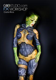 BodyPaint by GBOstudio.com  #BodyArt