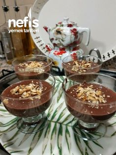 Baby Food Recipes, Diet Recipes, Healthy Recipes, Clean Eating, Healthy Eating, Food Court, Chocolate Fondue, Food And Drink, Pudding